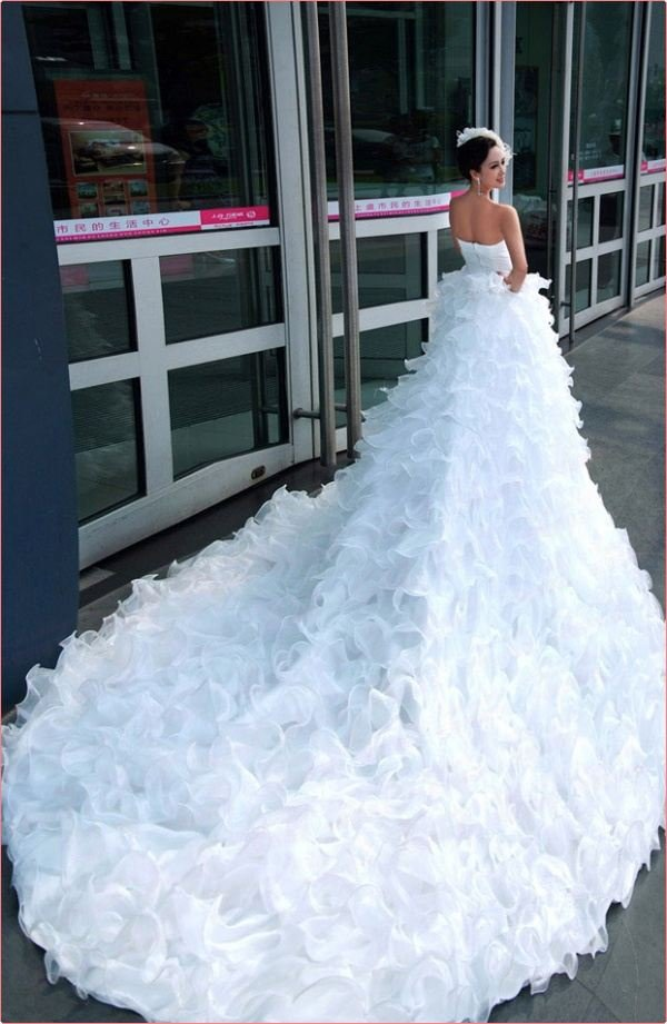 Кто Нибудь Заказывал Свадебные Платья С Таобао